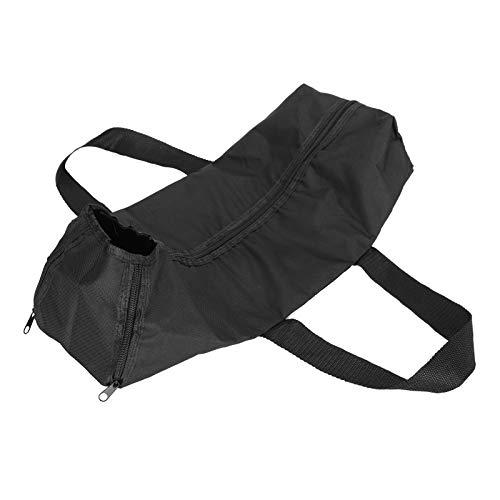 SALUTUYA Pet Waschbeutel Mesh Panels Anti-Scratching Bag für Cat Black