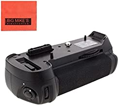 Battery Grip for Nikon D750 DSLR Camera (MB-D16 Replacement)