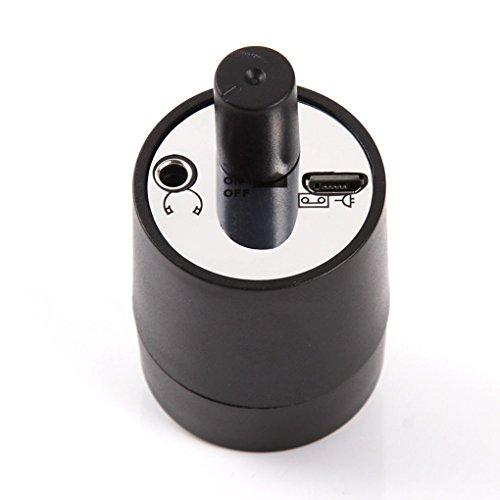 Lorsoul Alta sensibilidad del micrófono de Voz Pared Insecto del oído del Amplificador, Bug Wall Dispositivo de Escucha de Seguimiento, Dispositivo de Escucha de Audio