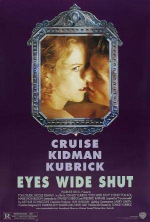 Eyes Wide Shut – Tom Cruise – US Imported Movie Wall Print – 30 cm x 43 cm Stanley Kubrick