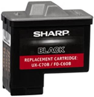 NEW SHARP UX-C70B BLACK INKJET (PRINT/OFFICE PRODUCTS)