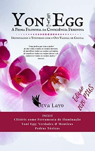 YONI EGG A Pedra Filosofal da Consci ncia Feminina Portuguese Edition product image