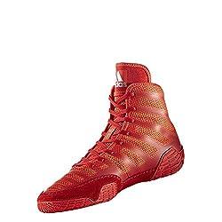 on sale dca3f 82b7c Adidas Performance Men s Adizero Wrestling XIV Wrestling Shoes