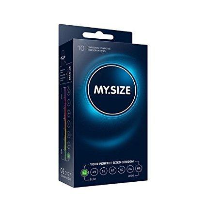 My.Size condoom, 47 mm, 10 stuks