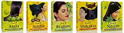 Hesh herbal powder pack of 5 Variet…