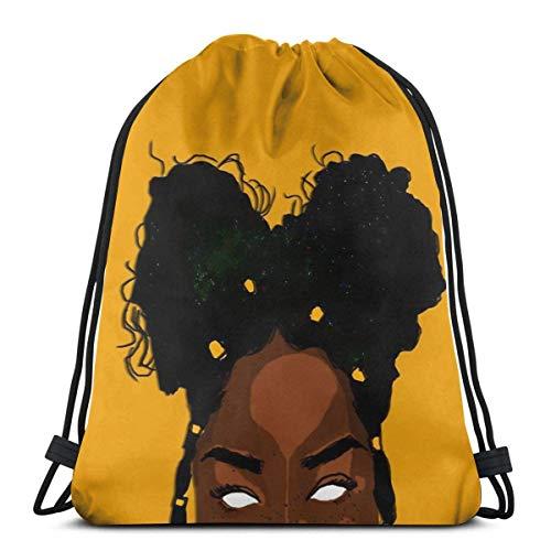 FVBV Magic Puffs Drawstring Bag Sports Fitness Bag Bolsa de viaje Bolsa de regalo Mochila de fitness, mochila escolar, bolsa de viaje
