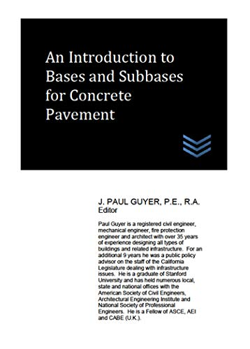 An Introduction to Bases and Subbases for Concrete Pavement