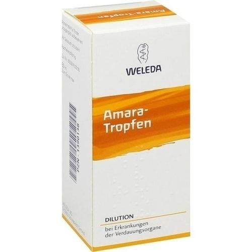Weleda Amara, 50 ml Dilution