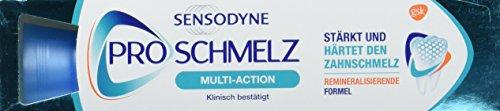 Sensodyne ProSchmelz Multi-Action, tägliche Zahnpasta mit Fluorid,  bei säurebedingtem Zahnschmelzabbau, 1x100ml