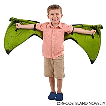 Pteranodon Dinosaur Plush Wings for Kids with 47 inch Wingspan 1 per Order
