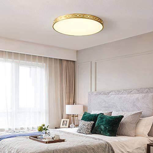 LED plafondlamp kinderslaapkamer salonlamp restaurantkeuken gang plafond lamp Acryl lampenkap verduisteren verduisteren neutraal wit/warm wit/koel wit (3000K-6000K)