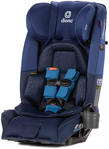 Find Discount Diono Radian 3RXT All-in-One Convertible Car Seat, Blue
