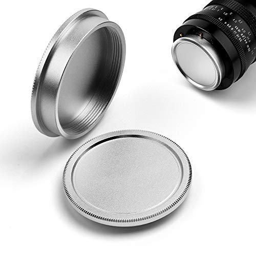 Kit de tapa trasera de metal M42 para lente Leica 42 mm,...