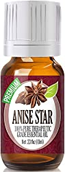 Anise Star Therapeutic Grade Essential Oil