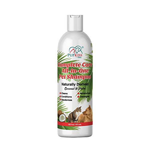 Zomma All-in-One Natural Dog Shampoo