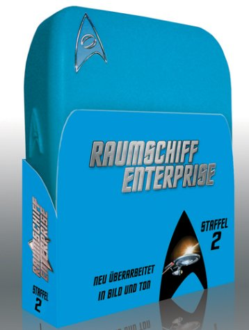 Star Trek - Raumschiff Enterprise: Staffel 2 (8 DVDs)