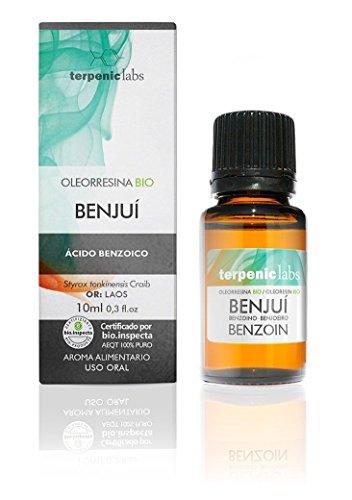 Terpenic Evo Benjui Aceite Esencial Bio 10 ml Oleoresina - 1 Unidad