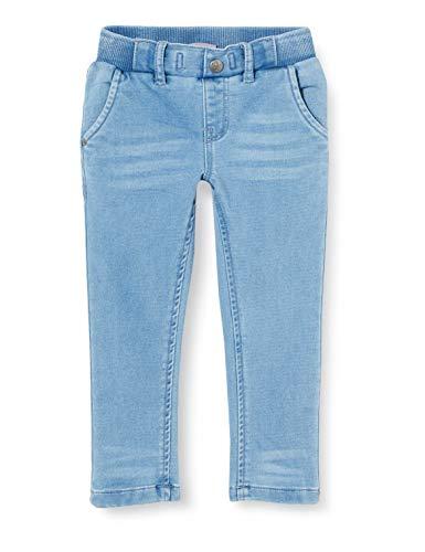 SIGIKID Mini - Mädchen und Jungen Denim Jeans mit elastischem Stoffbund, Größe 098 - 128