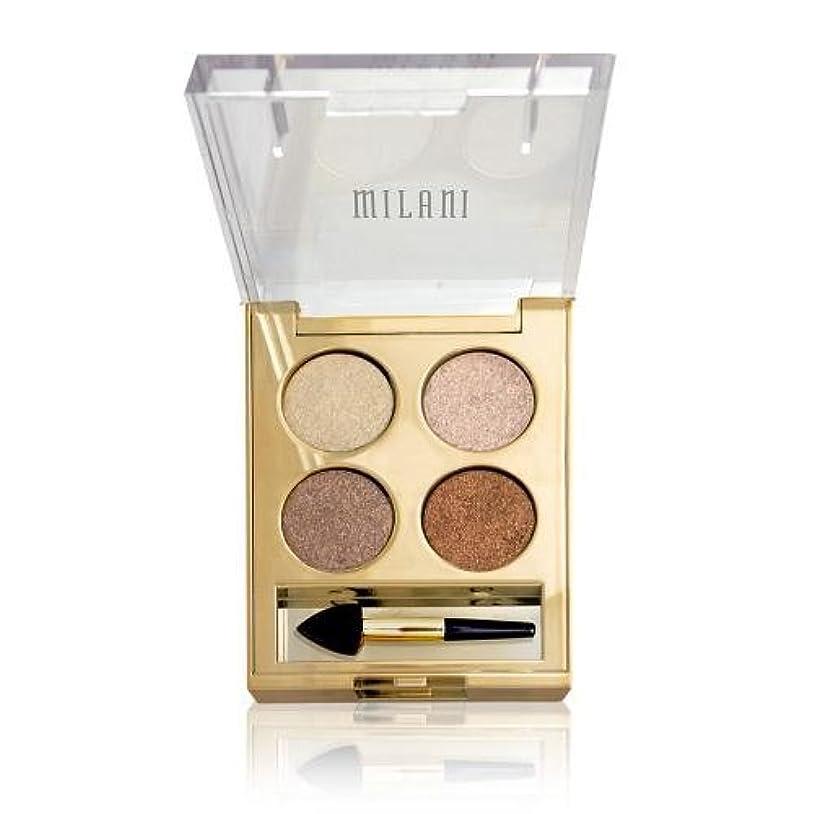 波タクトかけがえのない(3 Pack) MILANI Fierce Foil Eye Shine - Milan (並行輸入品)