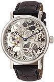 [Arca Futura アルカフトゥーラ] 自動巻き腕時計 アルカフトゥーラ P0110201BK スケルトン メンズ ブラック