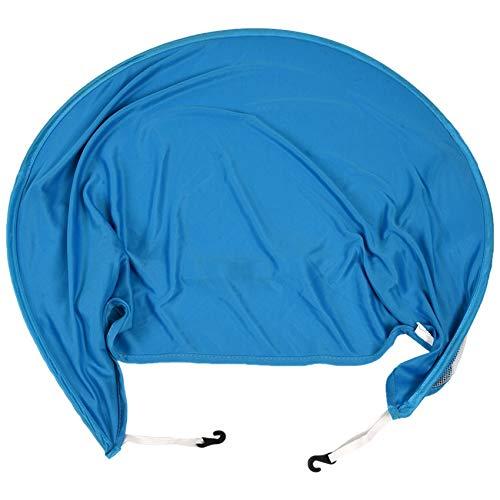 OVBBESS Cochecito de bebé parasol carruaje Sun Shade Canopy cubierta para cochecitos Accesorios Cochecito Cochecito Cochecito Cap Sun Hood Azul