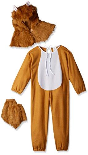 Disfraces RG 90051-M Lion Costume - Tama-o Child Medium 8-10