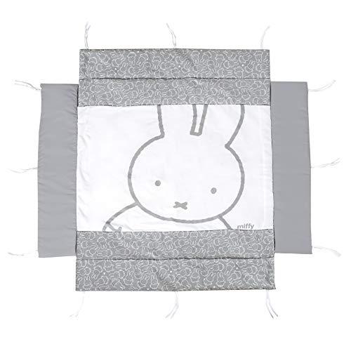 roba Universal-Laufgittereinlage 'miffy', Laufgittereinlage für viereckige Laufgitter 75x100 cm bis 100x100 cm