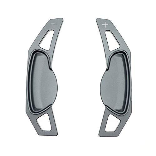 Hliybm para Benz, para Smart 451 453 Dos 09-17 Cuatro 15-17 Pares de Engranajes Extensor de Paleta de Cambio de Volante de Coche