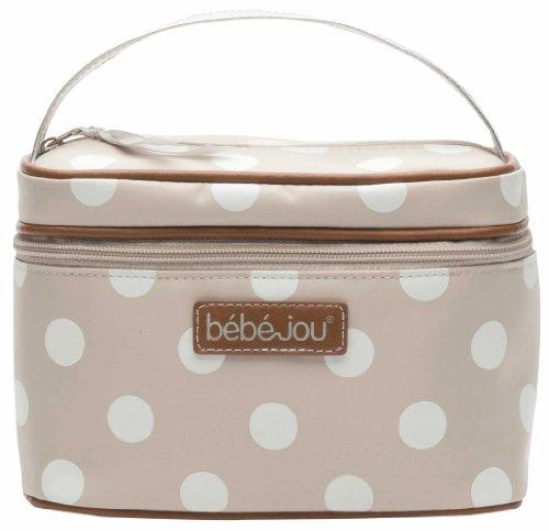 Bébé-Jou 310639 Beauty Case Bambini, Naturale