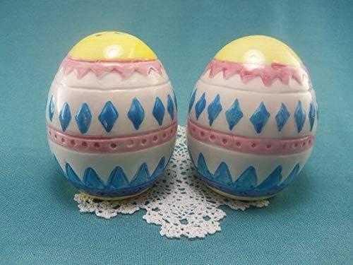 Easter Egg Salt Pepper Shakers 5 excellence ☆ very popular