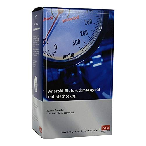 BOSO Classic Privat Blutdruckm.aneroid m.Steth., 1 St