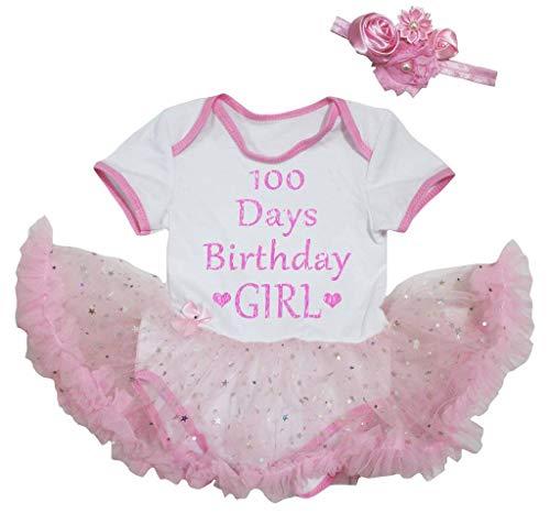 Petitebelle - Robe - Manches courtes - Bébé (fille) 0 à 24 mois Rose rose - Rose - S