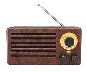old fashioned wireless radio