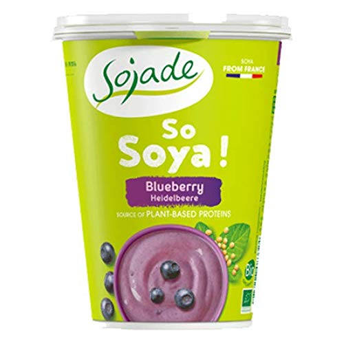 YOGURT MIRTILO SOJA 400GR