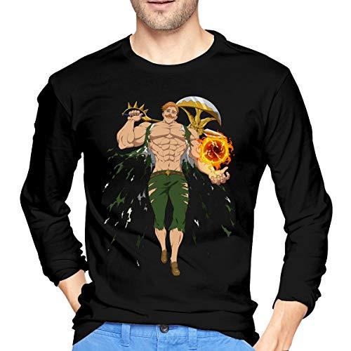 ZEGAILIAN Boys Girls Meliodas The Seven Deadly Sins Short Sleeve T-Shirt