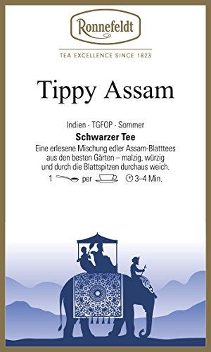 Ronnefeldt - Tippy Assam - Schwarzer Tee aus Assam - 100g