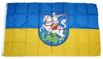 Fahne / Flagge Hattingen NEU 90 x 150 cm Fahnen