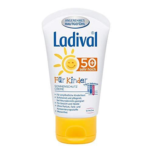 Ladival für Kinder LSF 50+ Sonnenschutz-Milch, 50 ml Creme