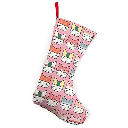 Boxer Sushi Perro Lindo Japonés Mejores Palillos Medias Temáticas Navidad Calcetines Ornamento 10 pulgadas Decoración de una pieza Adultos Niños Escaleras Pared Blanco 13