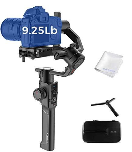 MOZA Air 2 Stabilizzatore Gimbal palmare a 3 assi Sistema di alimentazione Spark Sistema OLED Smart Display per fotocamere reflex digitali mirrorless e tascabili 9 lbs Payload (MOZA Air 2)