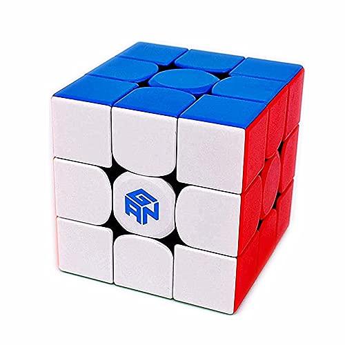 LiangCuber GAN 356 M Lite 3x3 Magnetic Speed Cube stickerless GAN356 M 3x3x3 Puzzle Cube Magic (Lite Version)