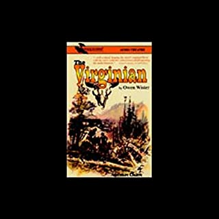 The Virginian (Dramatized) audiobook cover art