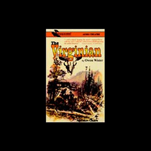 The Virginian (Dramatized) cover art