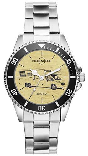 KIESENBERG Uhr - Geschenke für Dethleffs Alpa A Wohnmobil Fan 6597