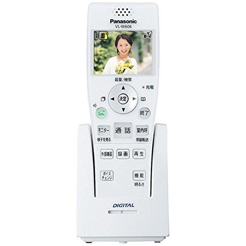 パナソニック ワイヤレスモニター子機 VL-W606