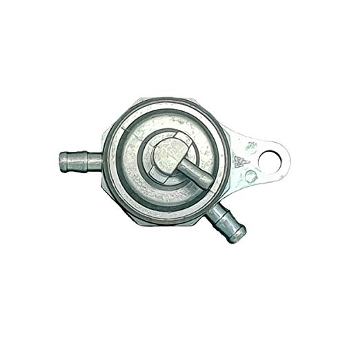 One by Camamoto código 77420313 grifo gasolina combustible compatible con Kymco Agility ruedas 16/50-125cc super 8/R.O. 00116011