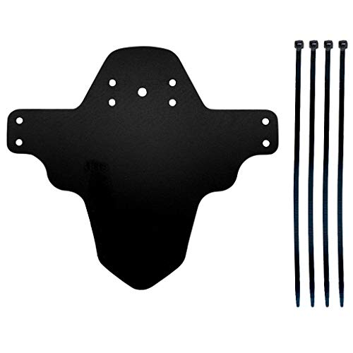 Sierra Mountain Bike Mudguard for Front or Rear Tire - Fits 26