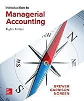 Introduction to Managerial Accounting, 8th Edition Front Cover