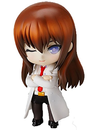 Nendoroid Steins; Gate (Steins Gate) Makise Kurisu white coat Ver (Wonder Festival 2011 Winter limited sale) (japan import)