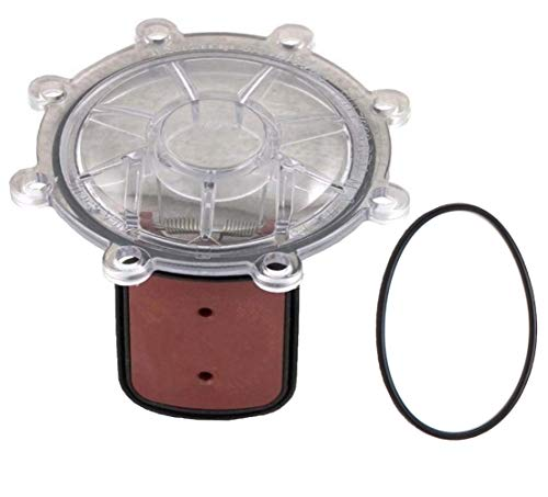 ATIE 7056 Check Valve Cover with Flapper Assembly...
